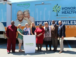 Delta Dental Foundation and Honor Community Health