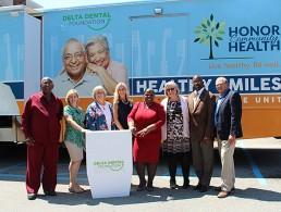 Delta Dental Foundation and Honor Community Health