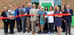 HealthSource Ribbon Cutting