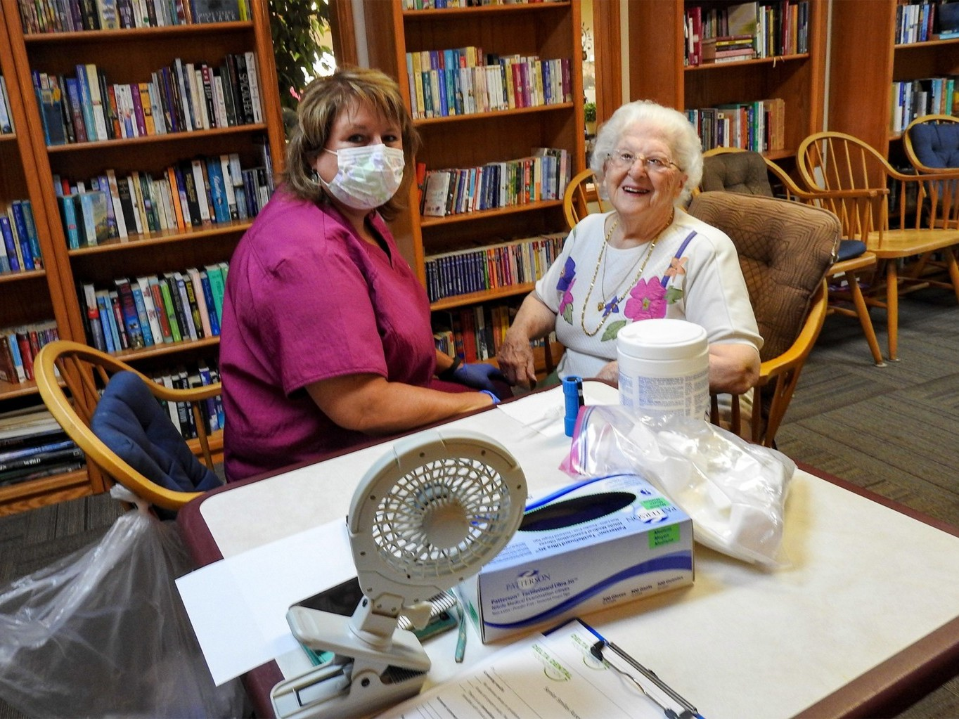 Delta Dental Serving Smiles to Seniors
